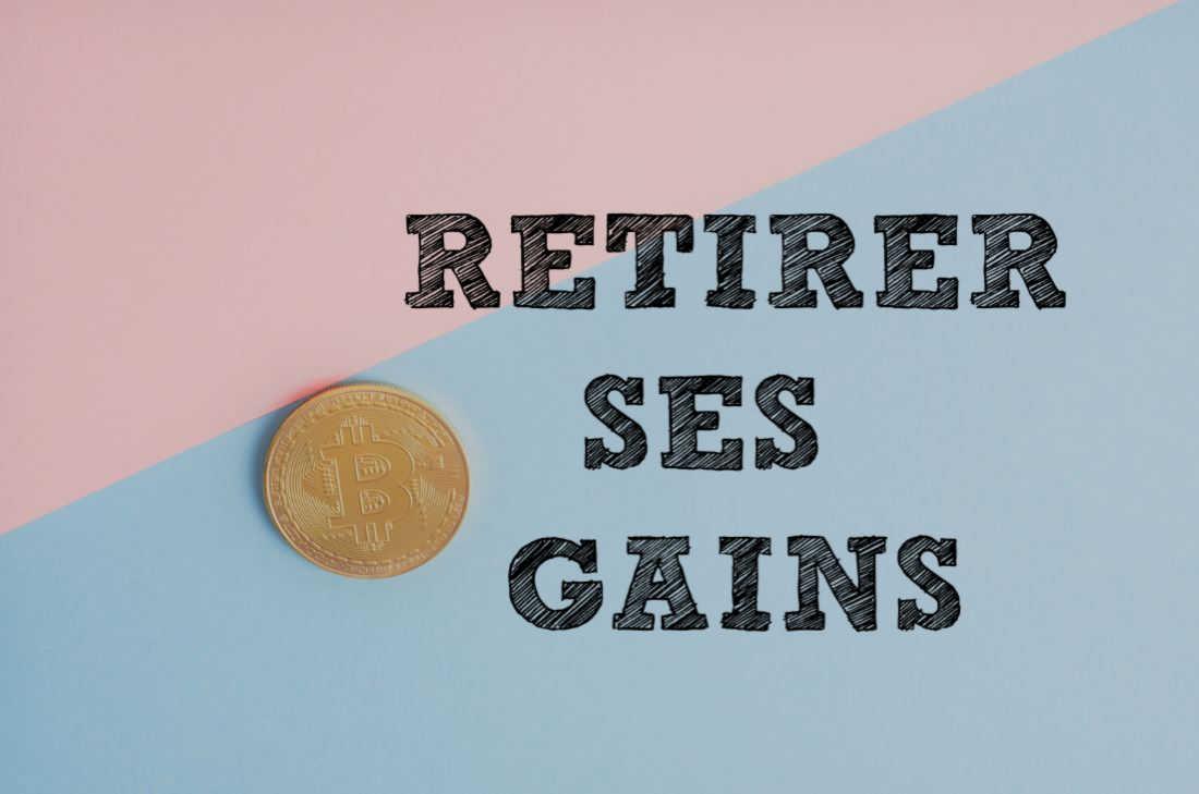 retrait gains betclic