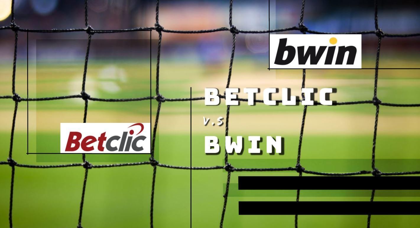BETCLIC VS BWIN