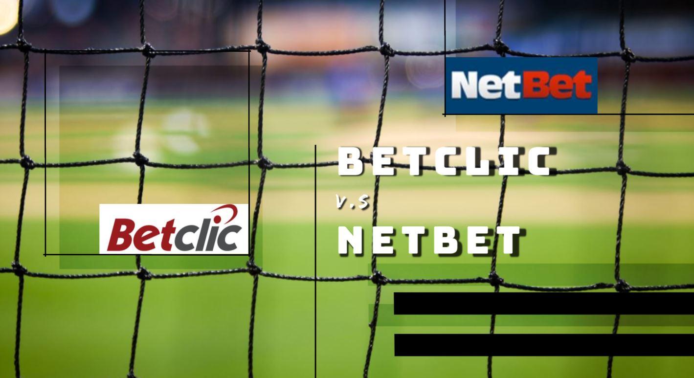 BETCLIC VS NETBET