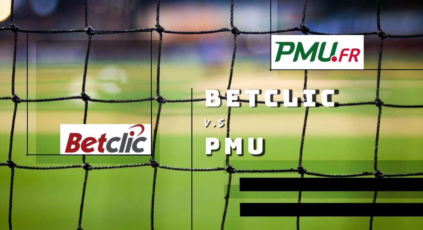 BETCLIC VS PMU