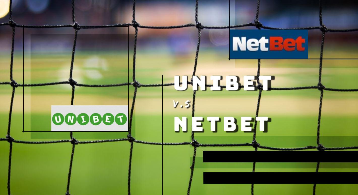 NETBET VS UNIBET