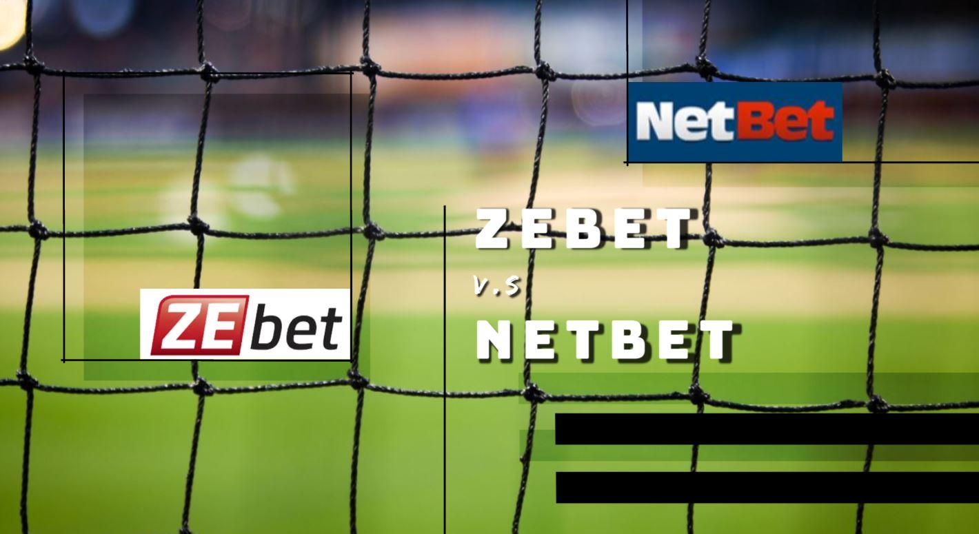 NETBET VS ZEBET