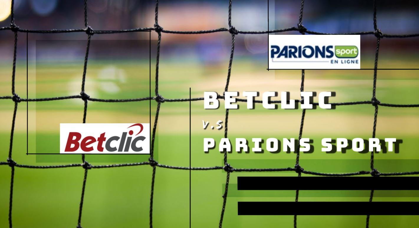 PARIONS SPORT VS BETCLIC