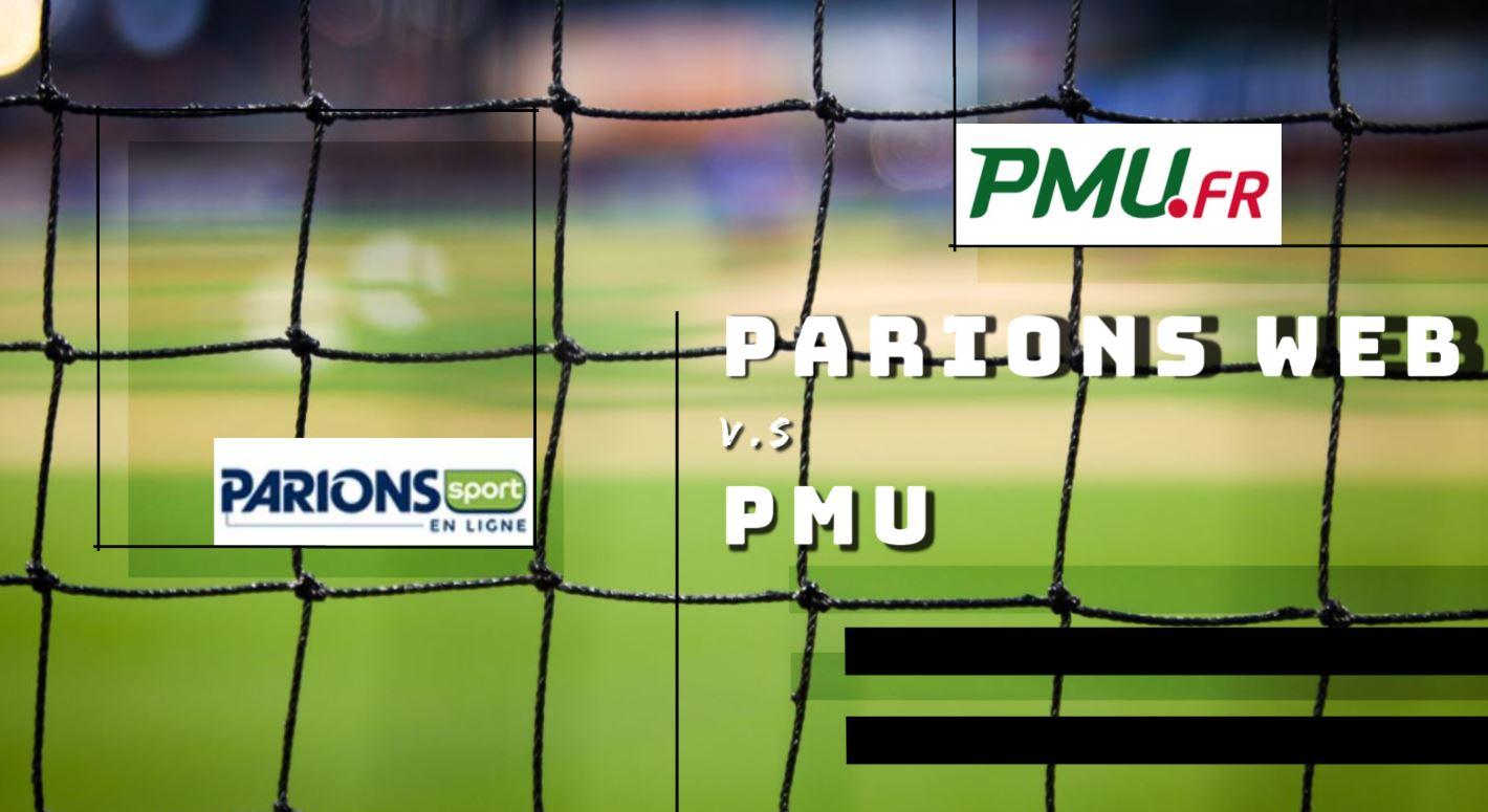 PMU VS PARIONS SPORT