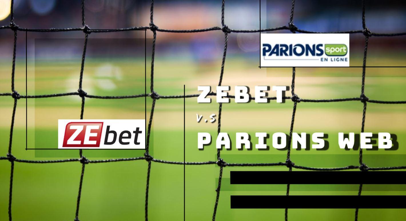 ZEBET VS PARIONS WEB