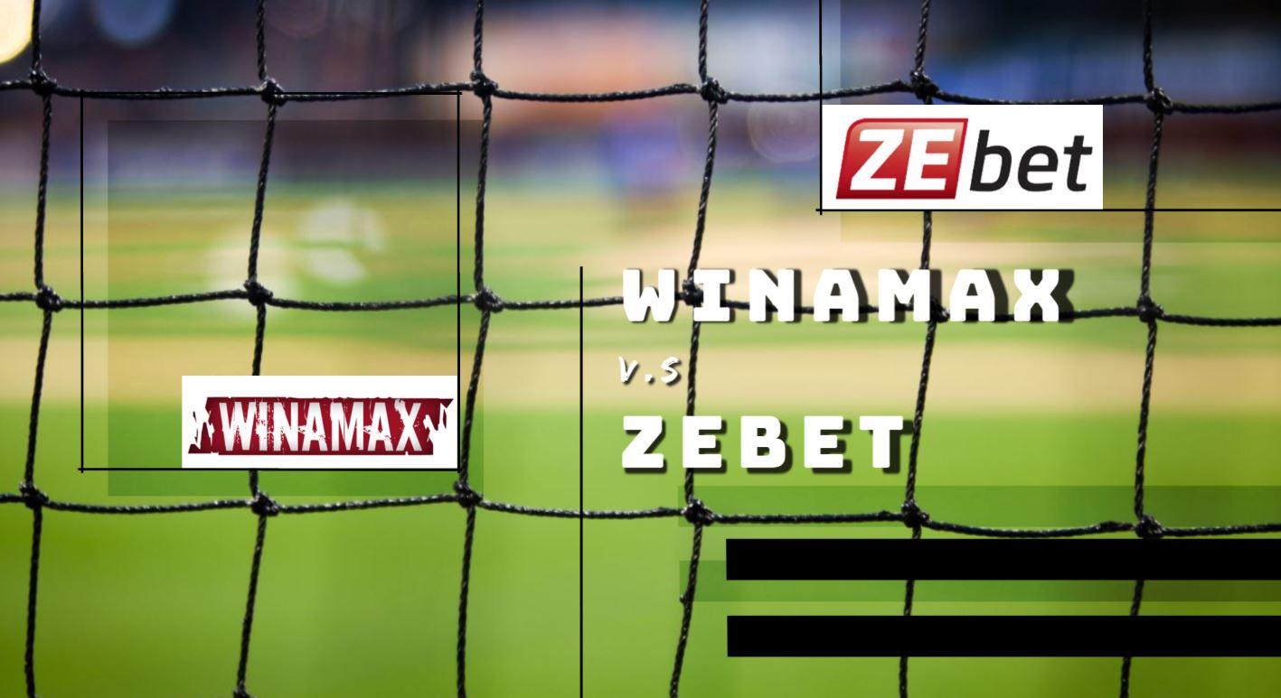 ZEBET VS WINAMAX