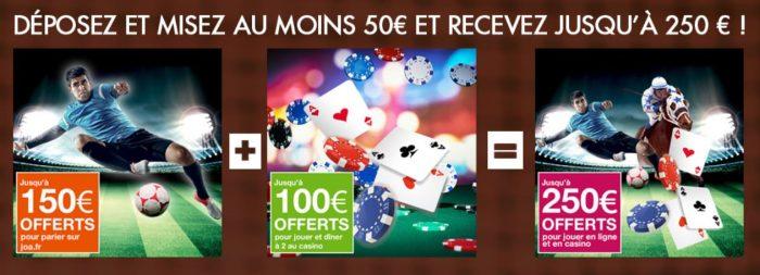 bonus dinscription joaonline paris sportif