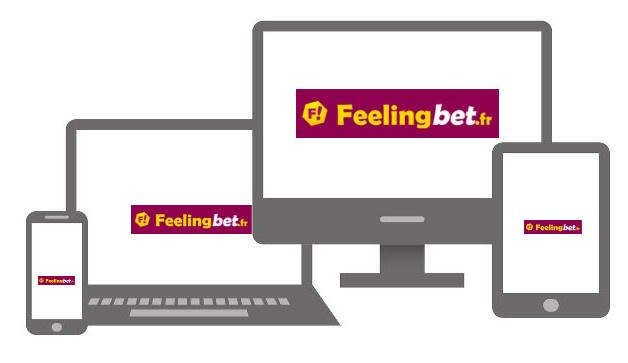 feelingbet.fr sur pc mac mobile tablette
