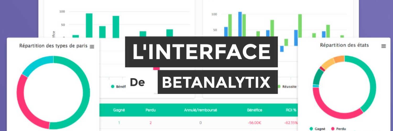 interface de bet analytix