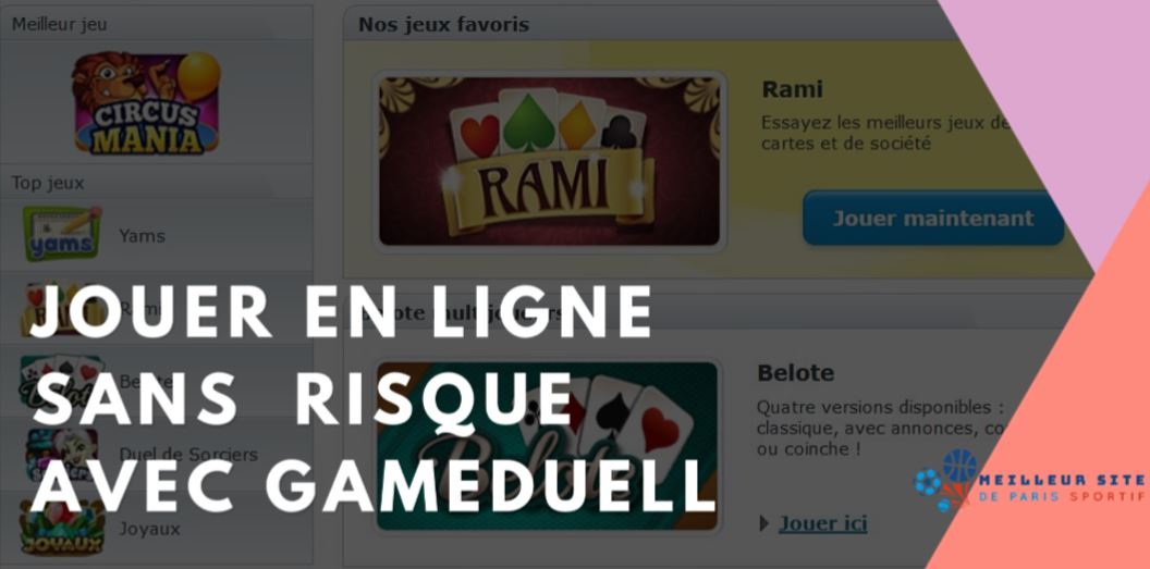 jouer gratuitement en ligne gameduell test