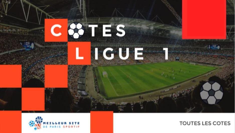cote ligue 1