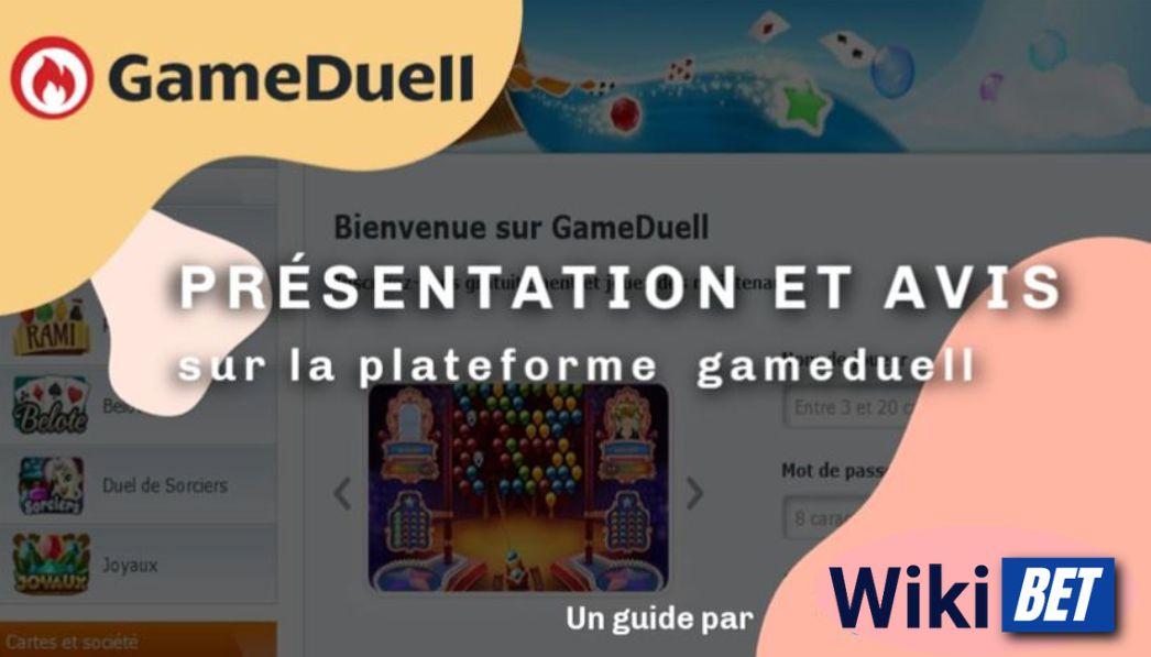 gameduell avis et test complet du site