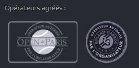 le site de paris sportif Netbet est un bookmaker agrees pour Rolland Garros et lopen de Paris de Tennis