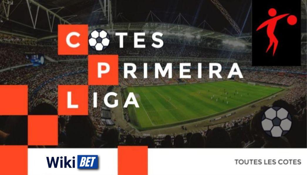 toutes les cotes de la primeira liga portugaise de football pour comparer et parier Wikibe